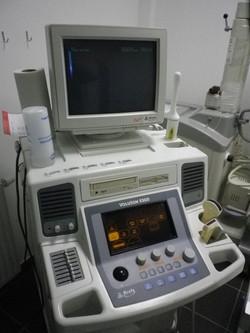 Diagnostický ultrazvuk