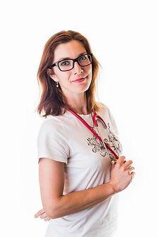 Veterinářka MVDr. Lenka Duspivová