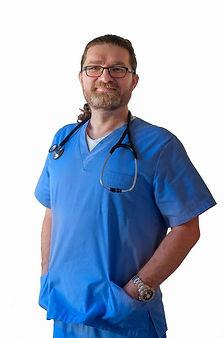 Veterinární lékař MVDr. Radek Bayer