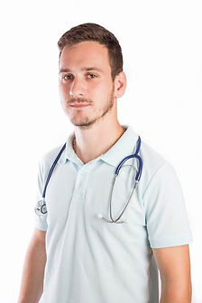 Veterinární lékař MVDr. Tomáš Slovík