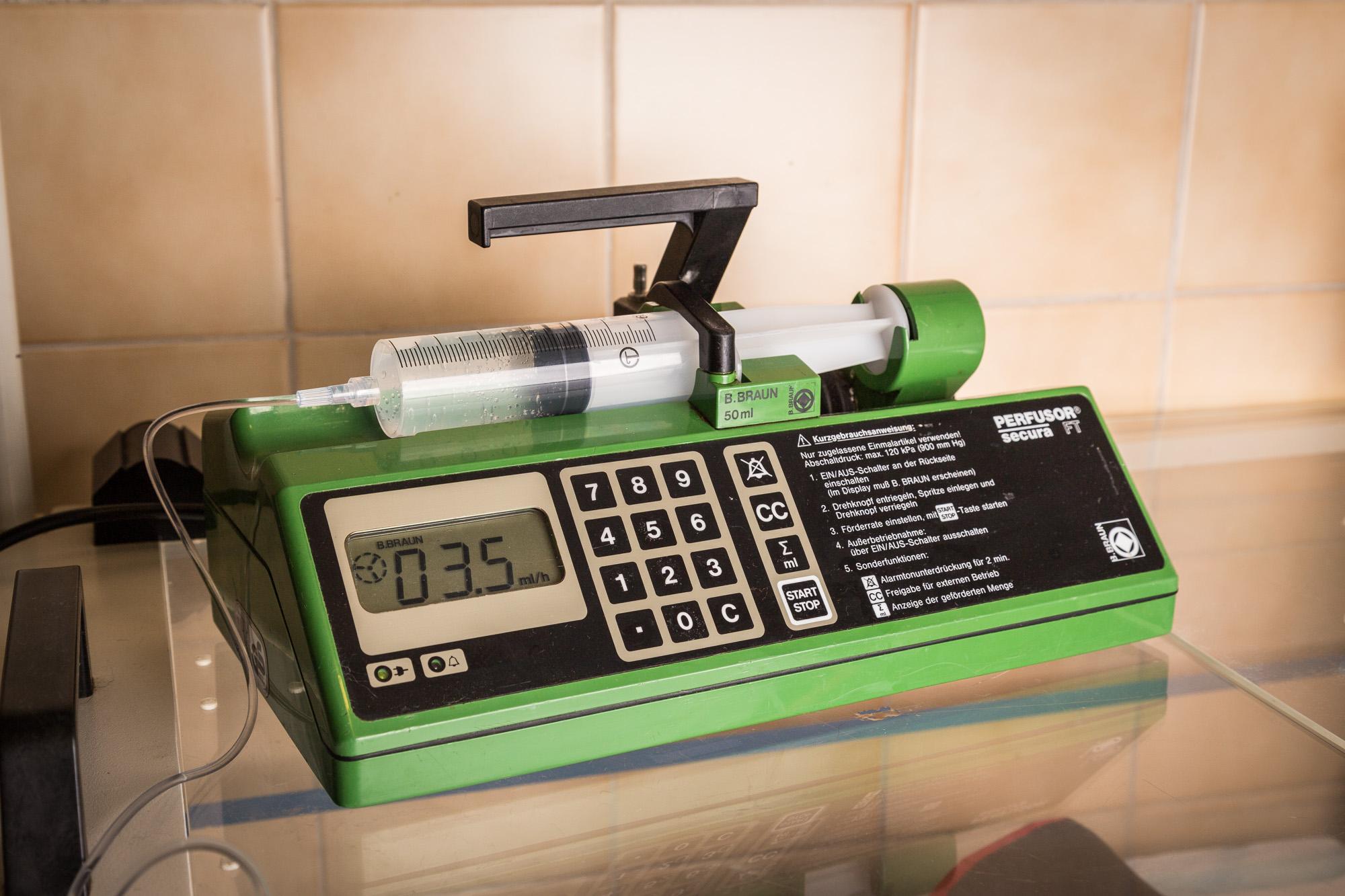 Infúzní pumpa