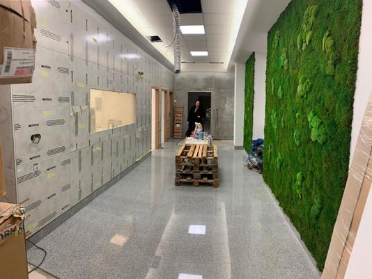 Výstavba kliniky v Neratovicích pokračuje!
