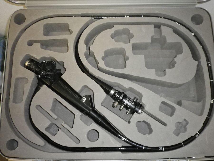 Flexibilní endoskop