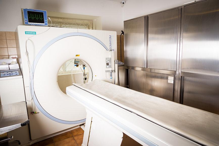 CT - počítačová tomografie, Brandýs n.L  od roku 2006