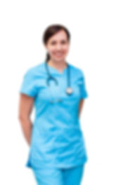 Veterinární lékařka MVDr. Alžbeta Doktorová