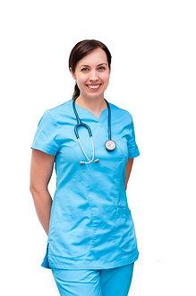 Veterinářka MVDr. Alžběta Doktorová