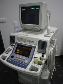 3d diagnostický ultrazvuk