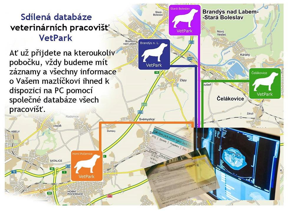 Veterinární kliniky VetPark