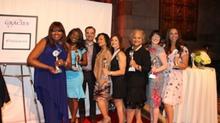Felicia Wins Gracie Award!