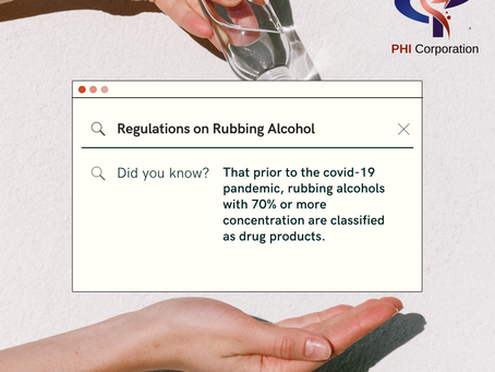 Rubbing Alcohol: The Fastest Growing Industry Today