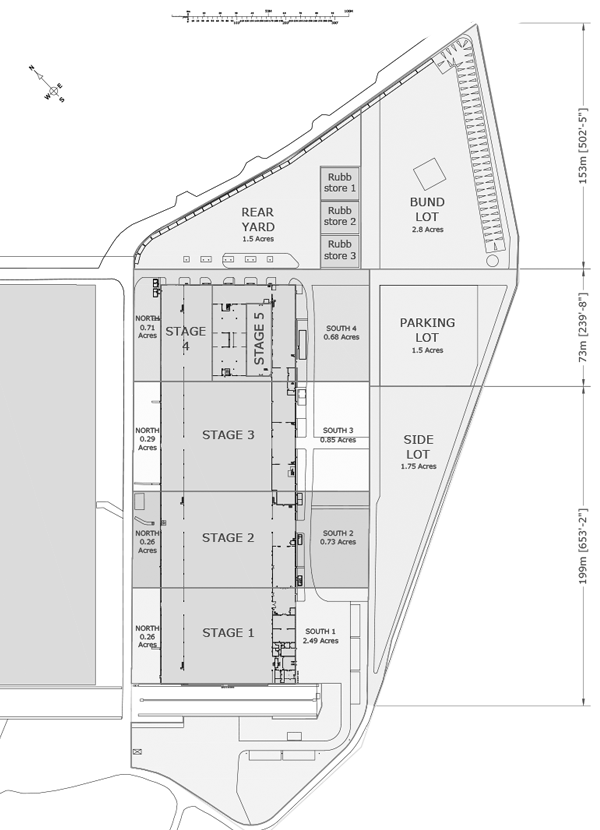 Cardington Studios External Area PlanNEW