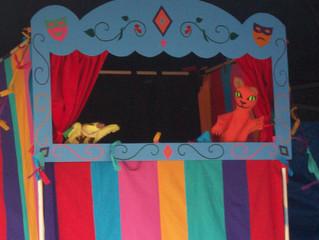 """Burston Rally - """" Trouble at Burston Farm"""" puppet show"""