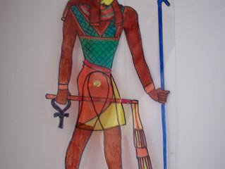 Ancient Egypt at Angel Road Junior School