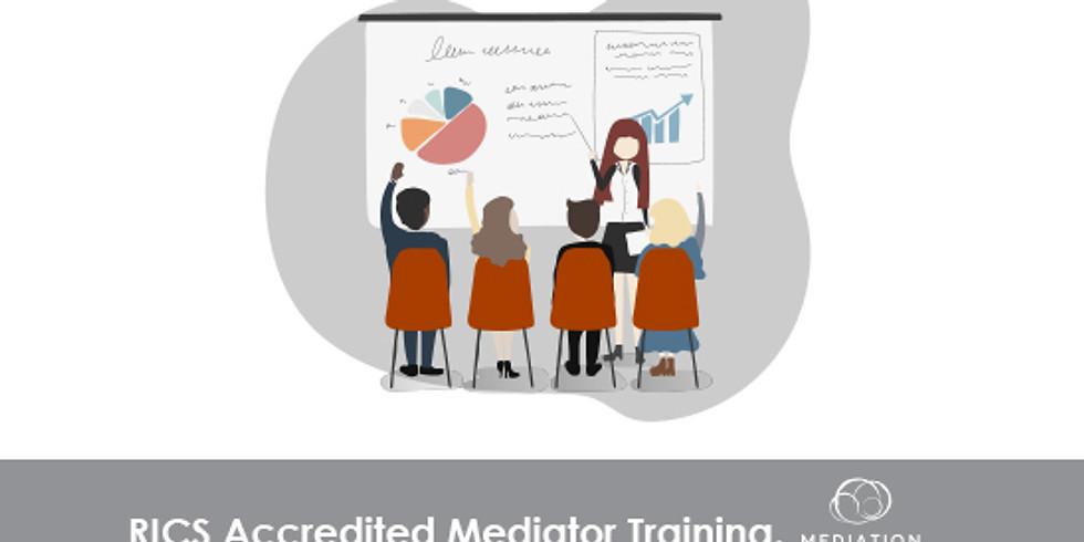 Mediation Mechanics presents RICS training