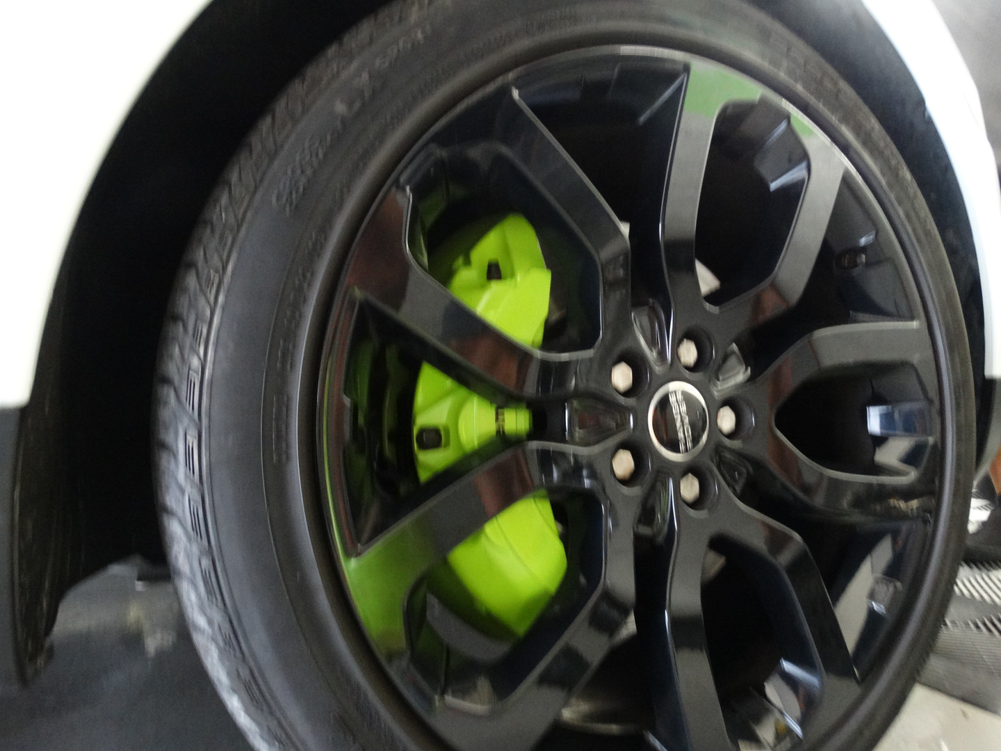 Range Rover, Custom Caliper South Miami