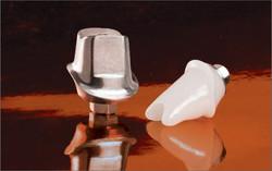 Implant abutments