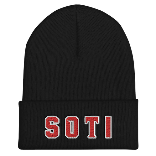 SOTI Cuffed Beanie
