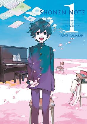 Shonen note, vol. 1 de Yuhki Kamatani