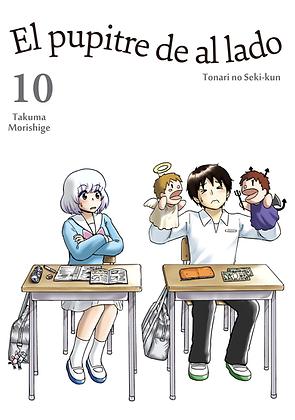 El pupitre de al lado, vol. 10 de Takuma Morishige