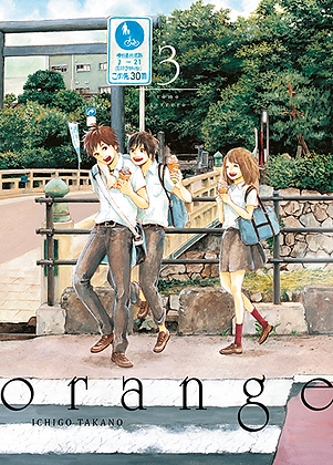 orange, vol. 3 de Ichigo Takano