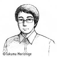 takuma morishige