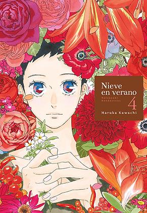 Nieve en verano, vol. 4 de Haruka Kawachi