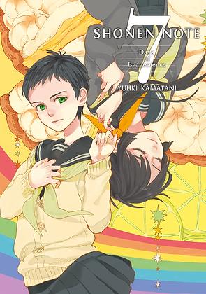 Shonen note, vol. 7 de Yuhki Kamatani