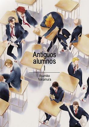 Antiguos alumnos, vol. 1 de Asumiko Nakamura