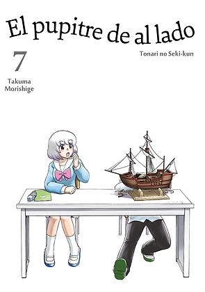 El pupitre de al lado, vol. 7 de Takuma Morishige