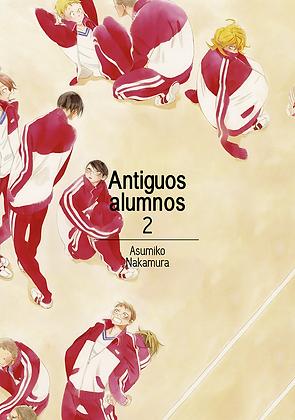 Antiguos alumnos, vol. 2 de Asumiko Nakamura