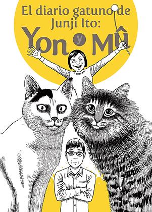 El diario gatuno de Junji Ito (tomo único)