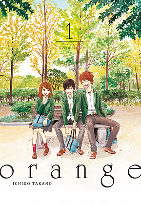 orange, vol. 1 de Ichigo Takano