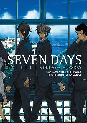 Seven days, vol. 1 de Rihito Takarai