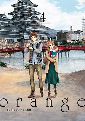 orange, vol. 4 de Ichigo Takano