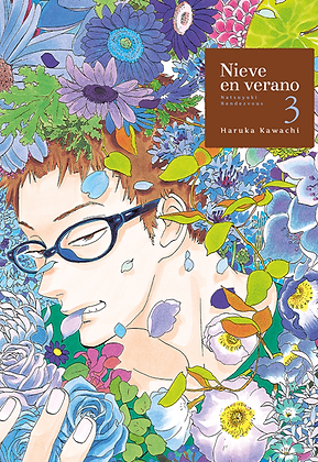 Nieve en verano, vol. 3 de Haruka Kawachi