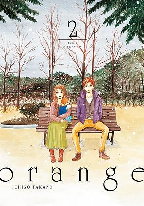 orange, vol. 2 de Ichigo Takano