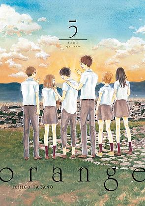 orange, vol. 5 de Ichigo Takano