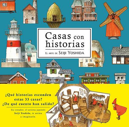 [PREORDER] Casas con historias, de Seiji Yoshida