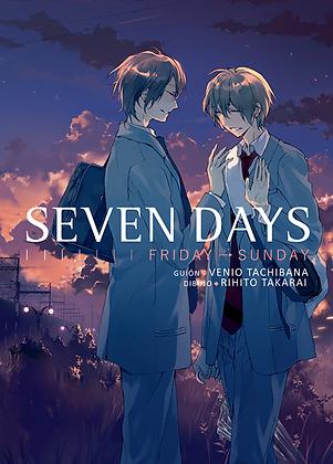 Seven days, vol. 2 de Rihito Takarai