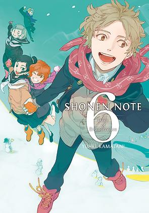 Shonen note, vol. 6 de Yuhki Kamatani