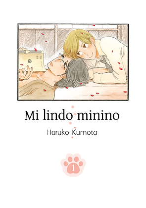 Mi lindo minino, vol. 1 de Haruko Kumota