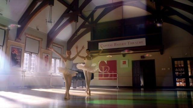 Ballet Duet