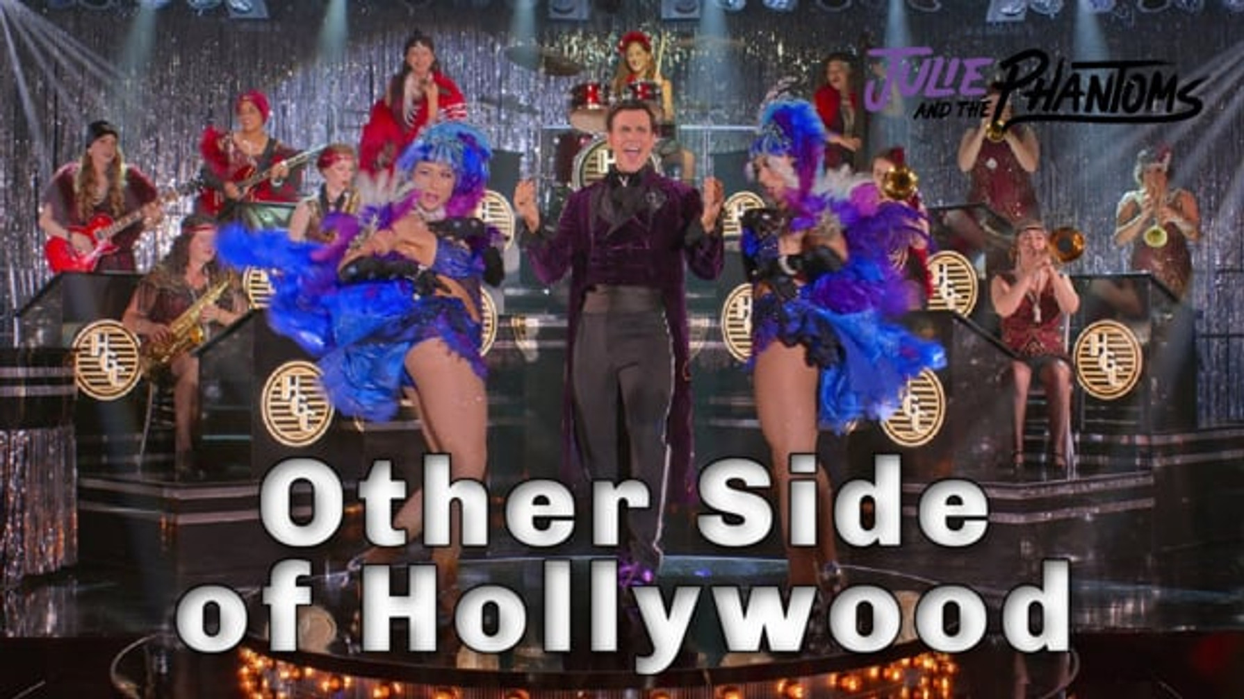 """""""Other Side of Hollywood' Julie and the Phantoms"""