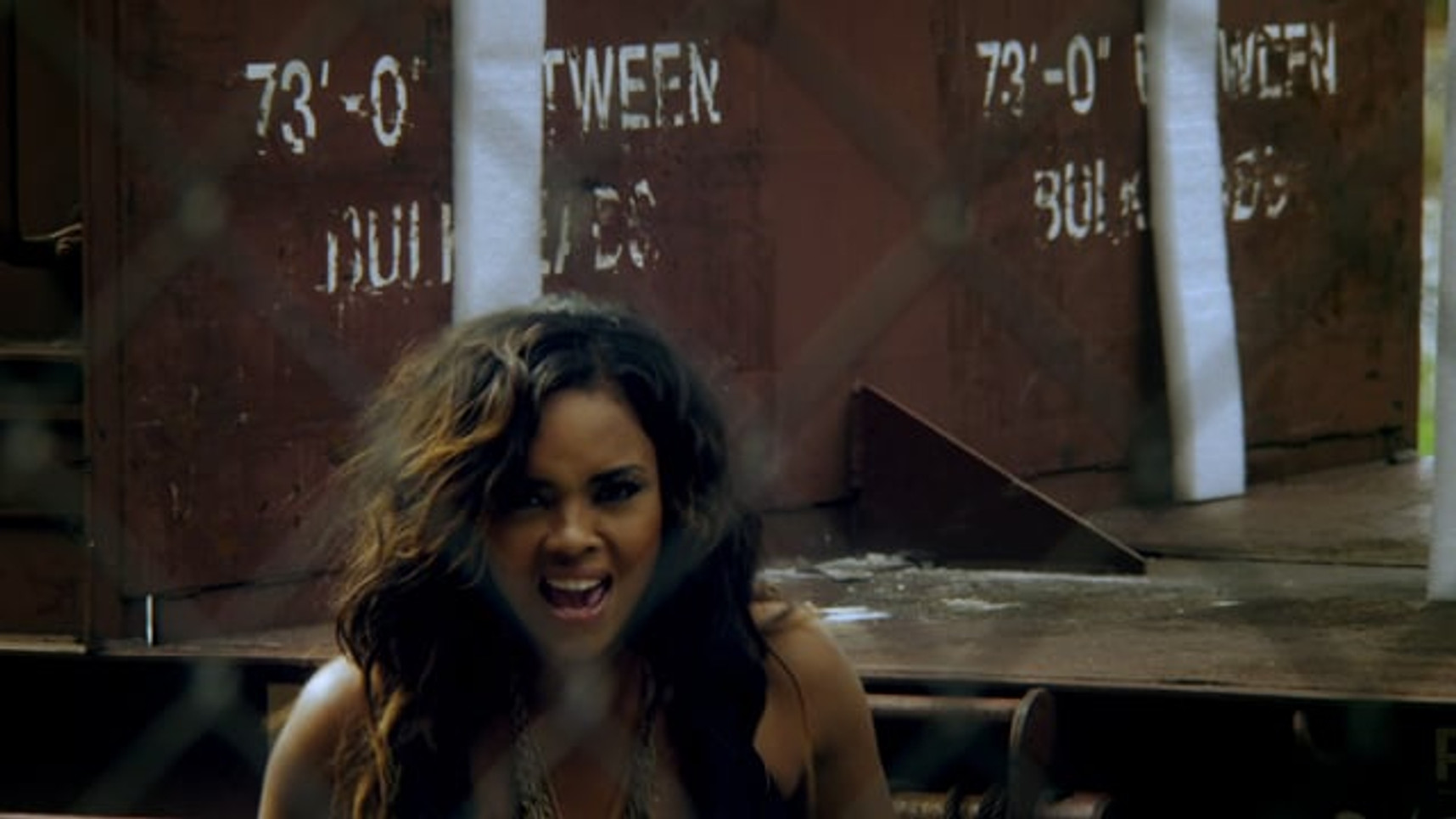 """Sharon Leal """"Giant"""" Music Video"""