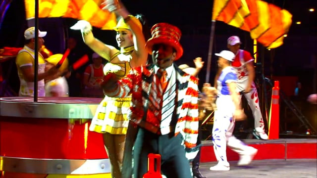 """Ringling Brothers Circis """"Built To Amaze"""""""