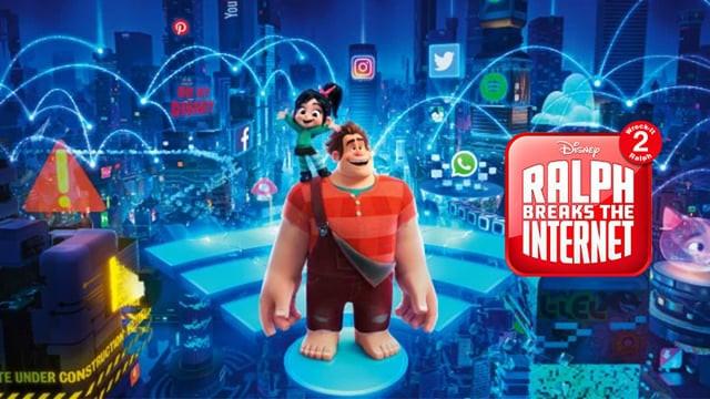 "Disney's Ralph Breaks the Internet"""