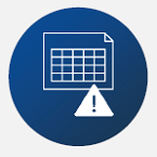 Business-critical Spreadsheets Errors icon