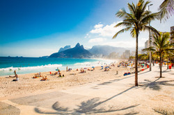 Ipanema Beach (Rio de Janeiro, Brazil)