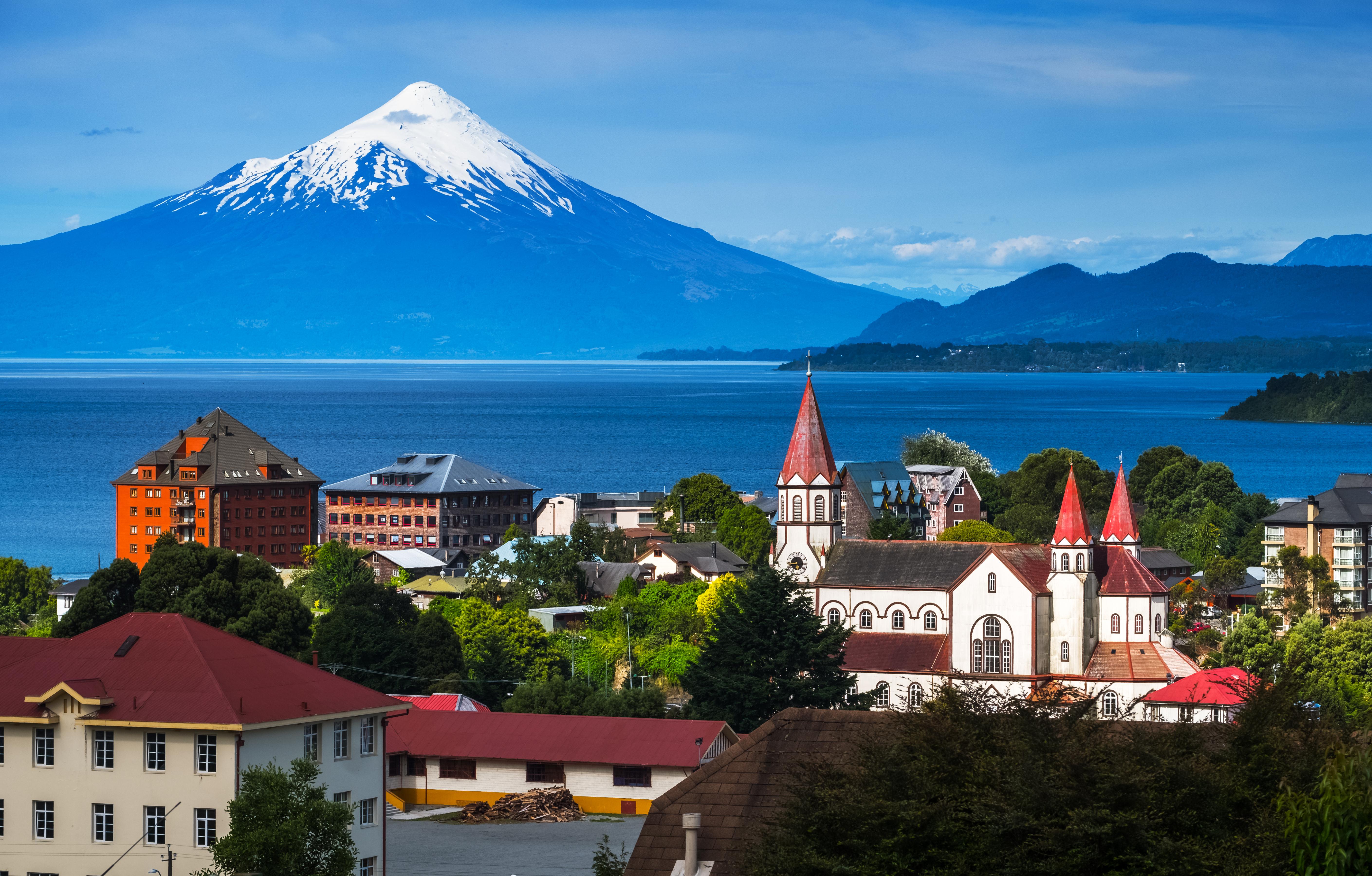 Osorno Volcano (Puerto Varas, Chile)