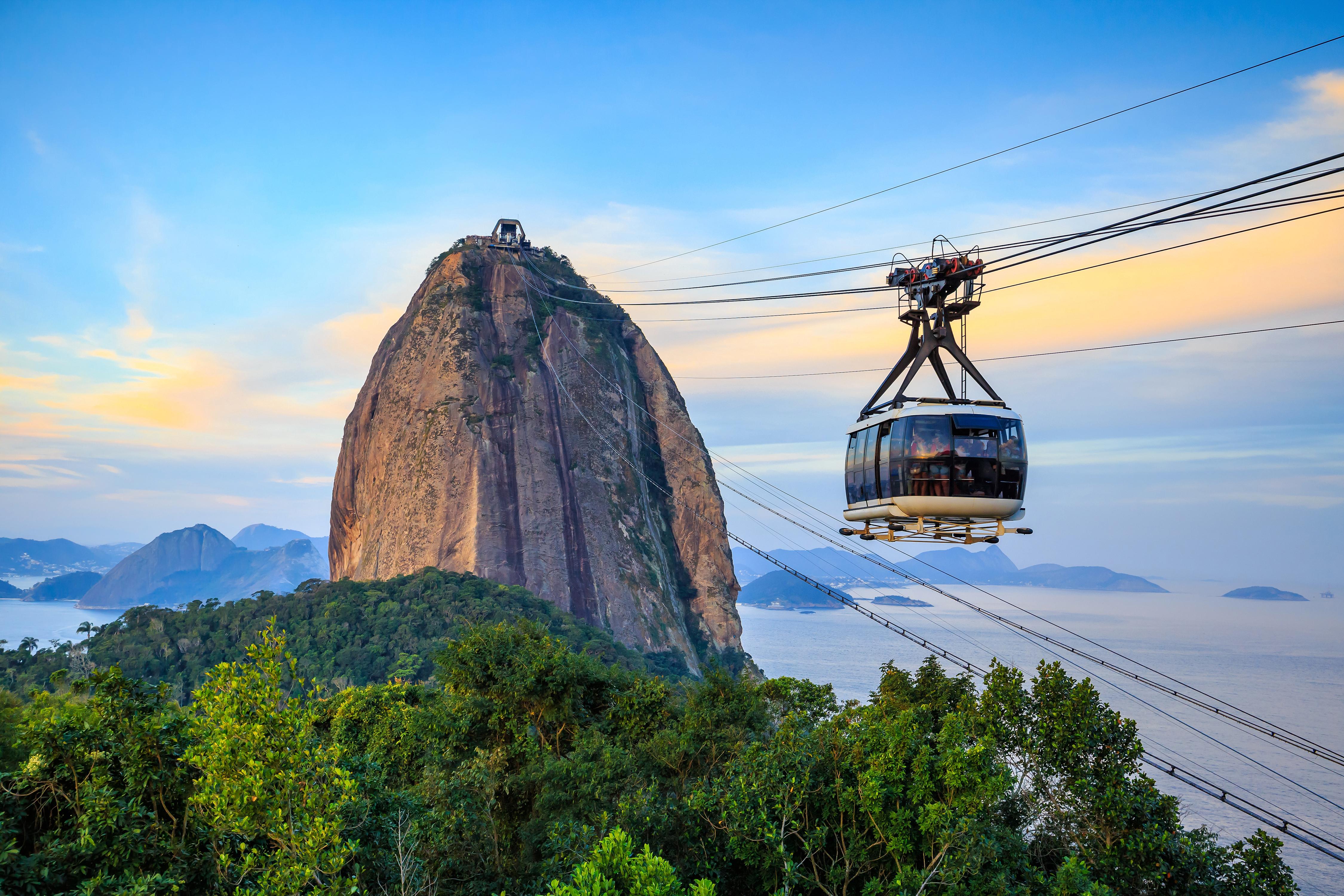 Sugar Loaf (Rio de Janeiro, Brazil)